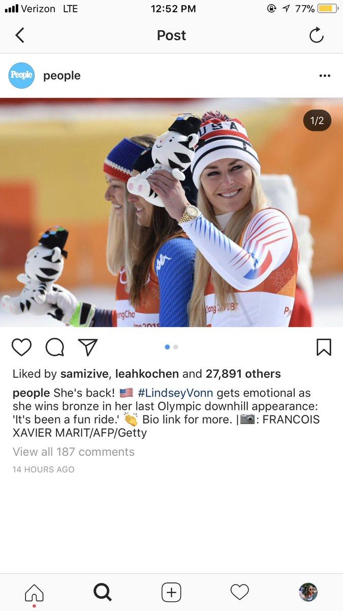 #Olympics2018