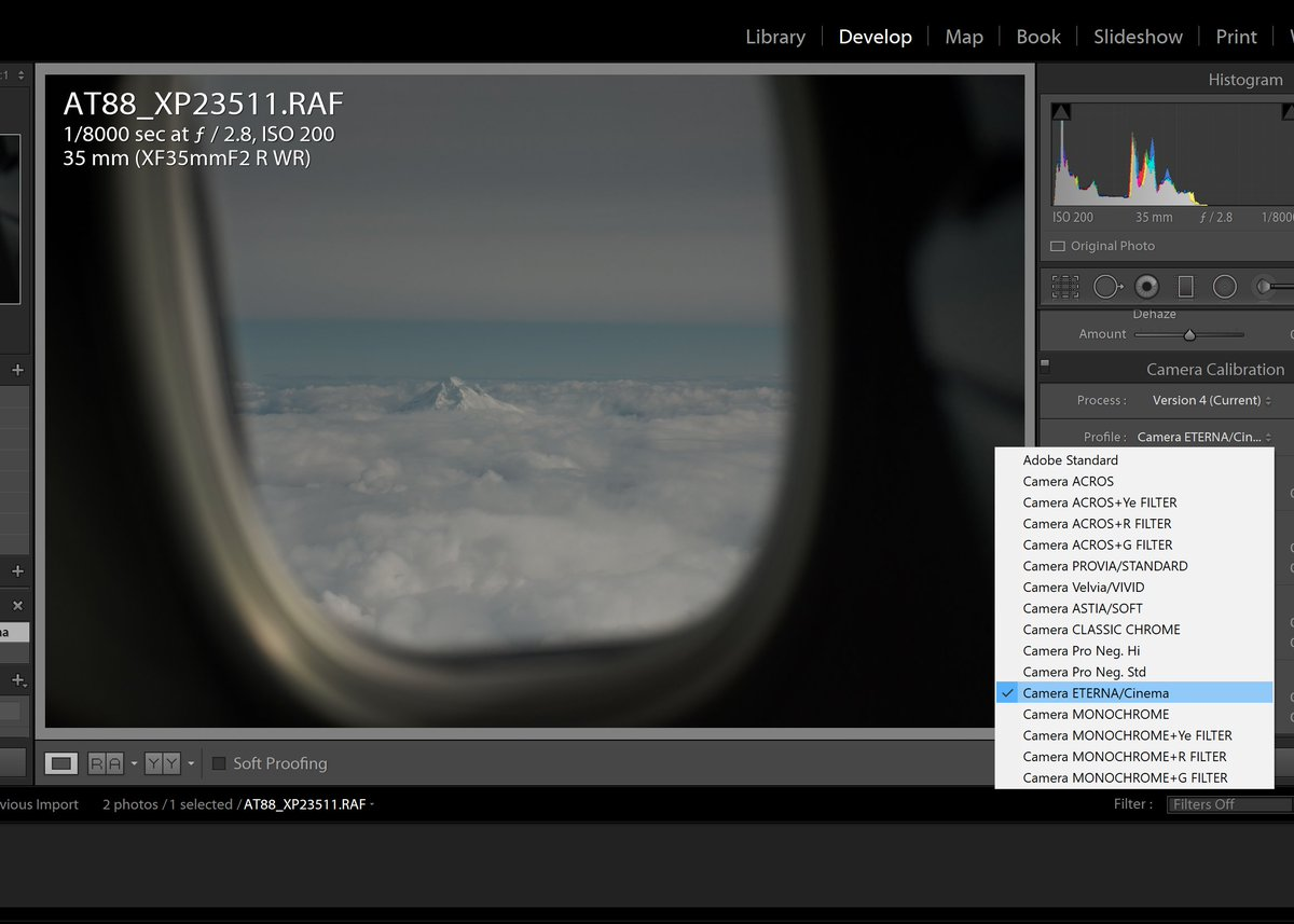 Use this Hack To Trick Lightroom Into Letting You Use The New Fujifilm Eterna Film Simulation https://t.co/nAIaXM3OpU https://t.co/EyzaIsvwSC