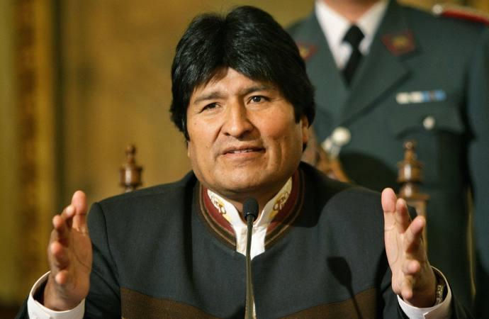 Comienza paro nacional contra Evo Morales en Bolivia