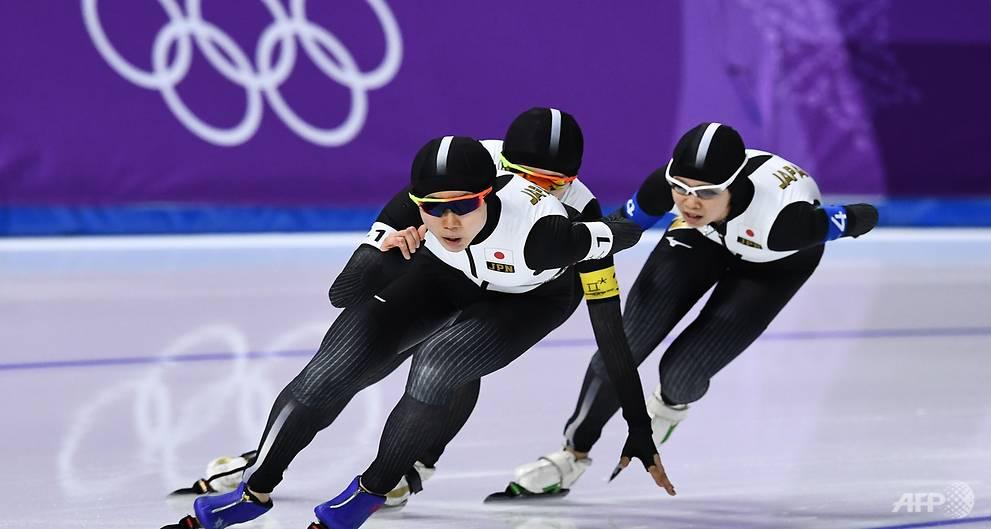 Japan dethrone Dutch to win women's team pursuit