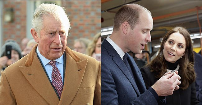 Prince Charles may miss the birth of Prince William and Kate Middleton's third child