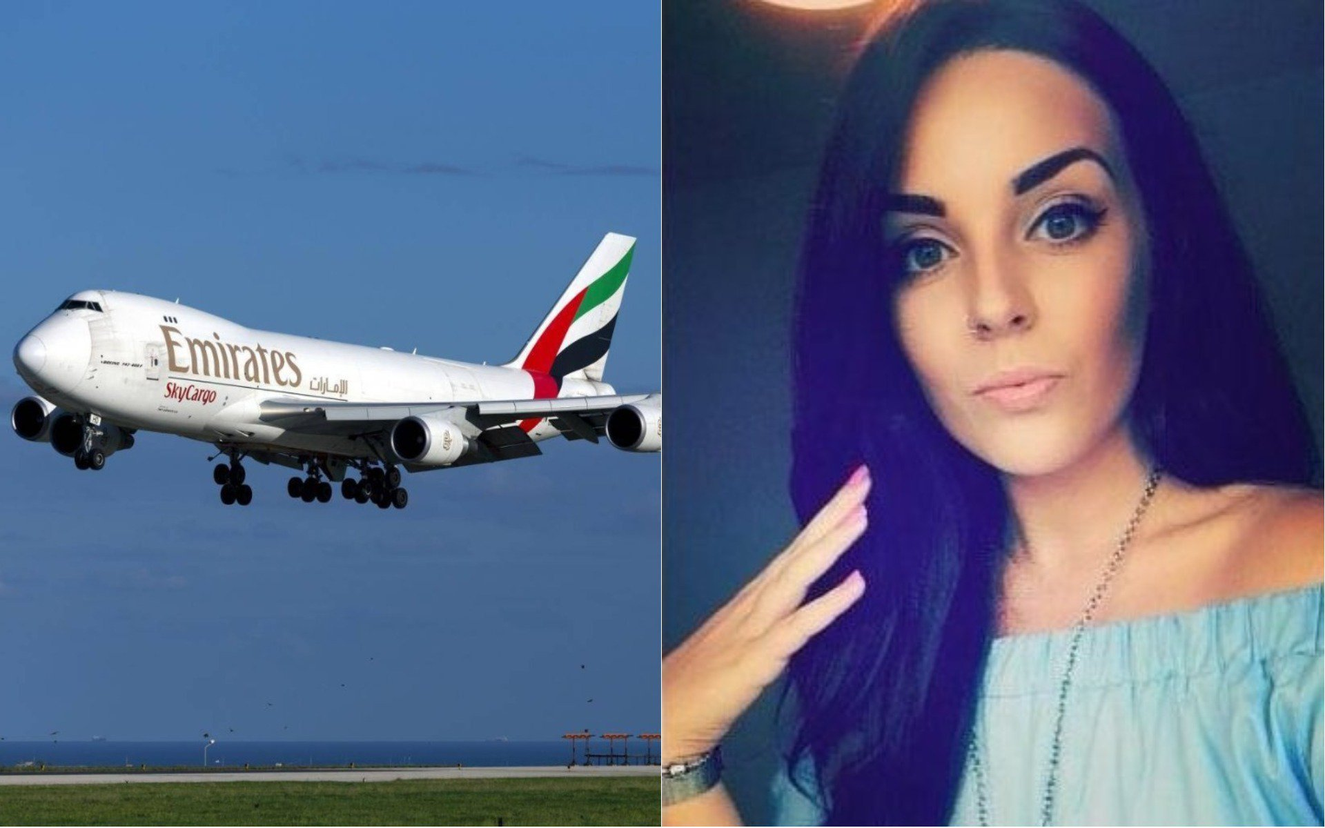 Woman thrown off Emirates flight after complaining about period pain to her boyfriend https://t.co/r1hRtbjX0U https://t.co/0lnTwe33Ro