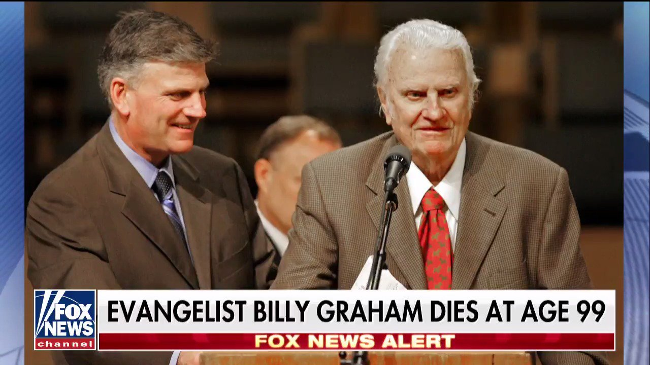 .@GovMikeHuckabee: '[Billy Graham] stuck to what he was on Earth for - that's what made him so effective.' https://t.co/OBLmQ3VnaM