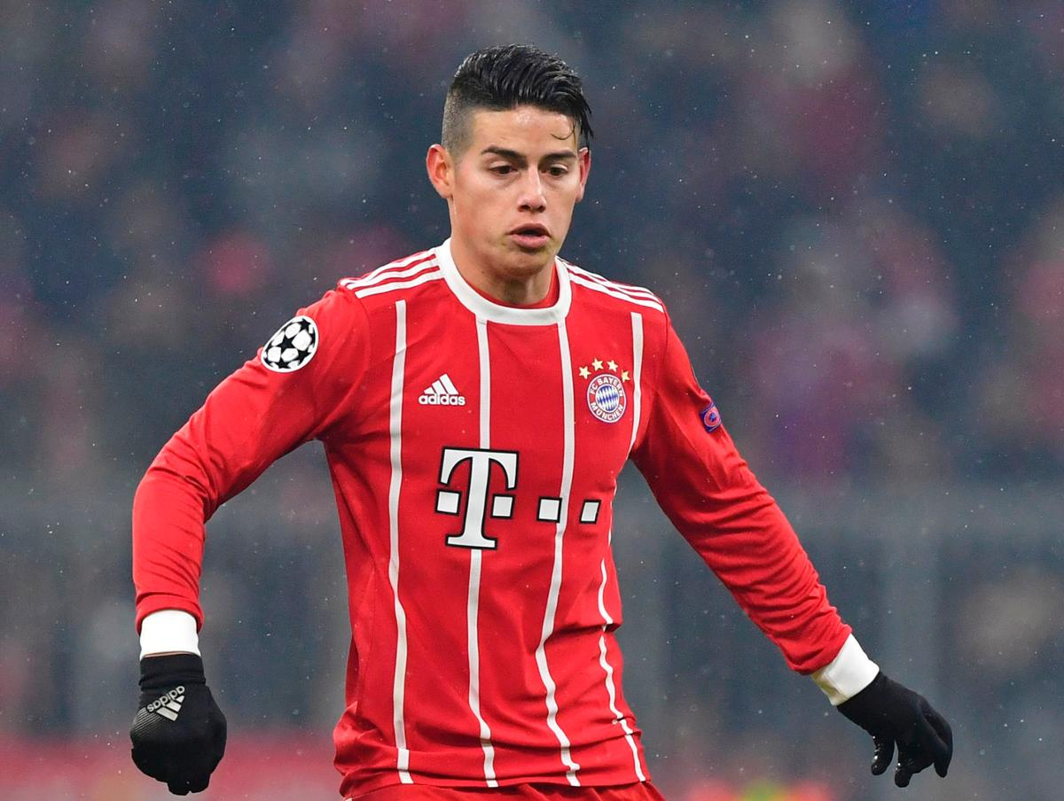 Bayern confirm that James Rodriguez did not suffer a serious injury last night - He's been diagnosed with a slight calf problem and will be out for a few days https://t.co/qSim7Q3rHS
