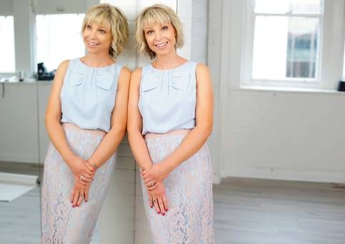 Emma Hannigan's book 'Letters To My Daughters' reaches Number 1 in Irish book charts