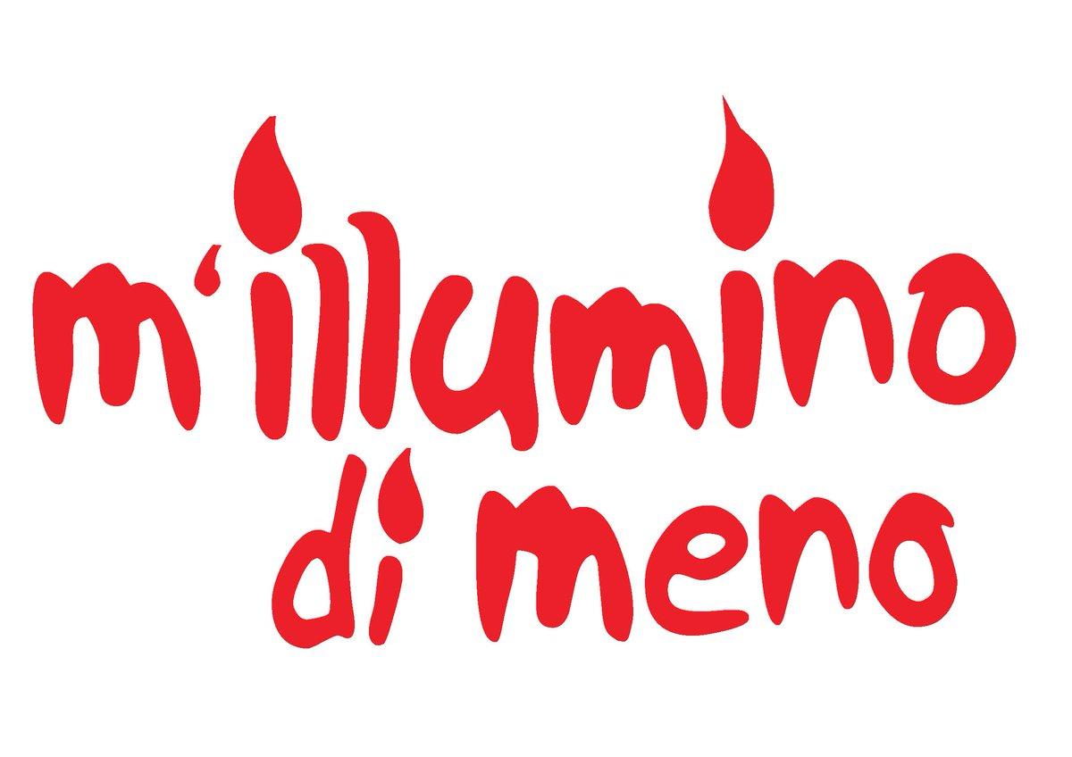 #milluminodimeno