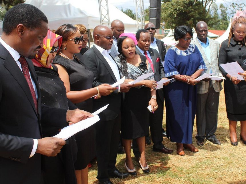 Declare cancer national crisis, MPs urge state