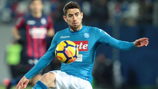 Jorginho could be sacrificed by Napoli, admits agent