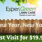 Call us today! #LawnCare #experigreen #WednesdayWi...