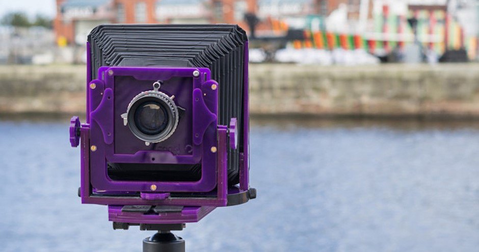 The Chroma is a lightweight, affordable, easy-to-use 5x4 field camera https://t.co/7hFzoYMKxa https://t.co/0qVx0qds4c