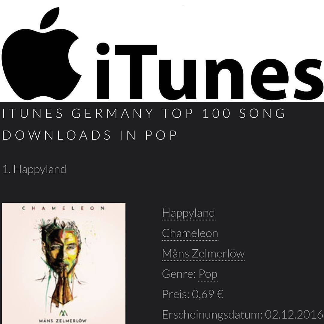 NUMBER ONE !!! #GERMANY IS OUR NEW  #HAPPYLAND  @manszelmerlow #mzhappyland https://t. ...