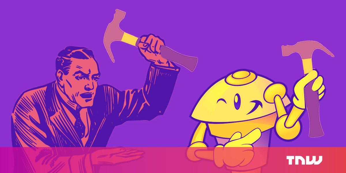 Facebook, Google, and Microsoft gurus say AI will help workers, not replace them https://t.co/Jme4gsdHCV /via @TNW https://t.co/KJndCx7Cgi