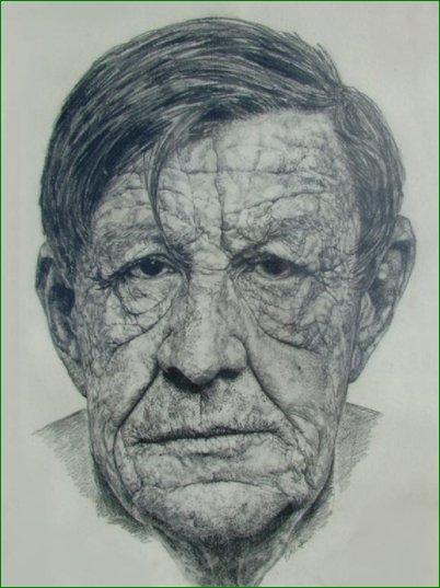 test Twitter Media - RT @GBClarkson: 'My face looks like a wedding cake left out in the rain' —WH Auden, #BOTD 1907 https://t.co/7ePsmj6Dy2