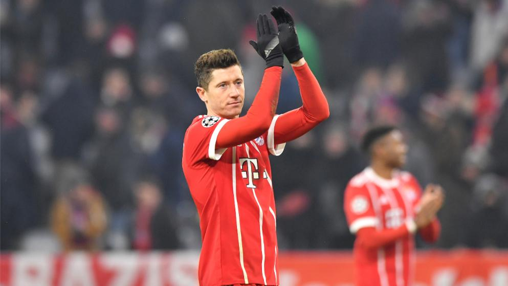 "Robert Lewandowski: ""We know that our away games in Paris, Glasgow and Anderlecht were not good. Despite the 5-0 advantage, the goal is to show that we can play good football away and win. We have to show again that we can beat anyone away from home"" [Bild] https://t.co/mLyKHvz9vn"