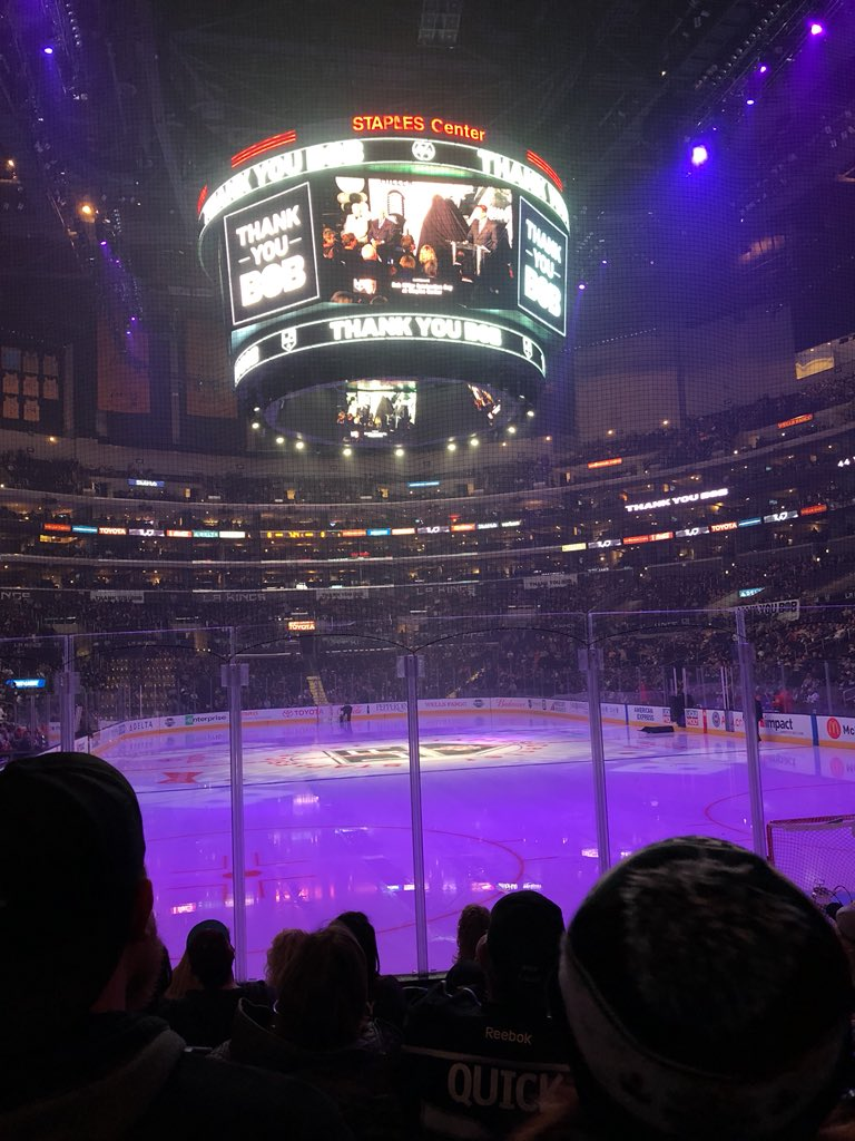 @LAKings Hubby and me will be there soon! Go Kings Go #humpday @LAKings https://t.co/vYozZhk1s5