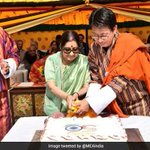 As India, Bhutan Mark 50 Years Of Ties, Resolve To Further Advance Relations