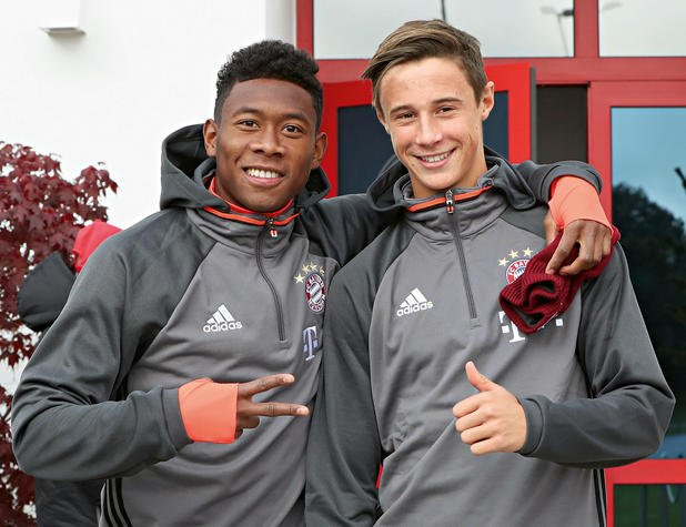 "Alaba: ""We have some really good talent in the academy. Marco Friedl has developed really well last year and is now on loan. Christian Früchtl is just 18 but he already got everything that a goalkeeper needs, and he also has the best possible teacher in Manuel Neuer"" https://t.co/wIoOpDsnHZ"