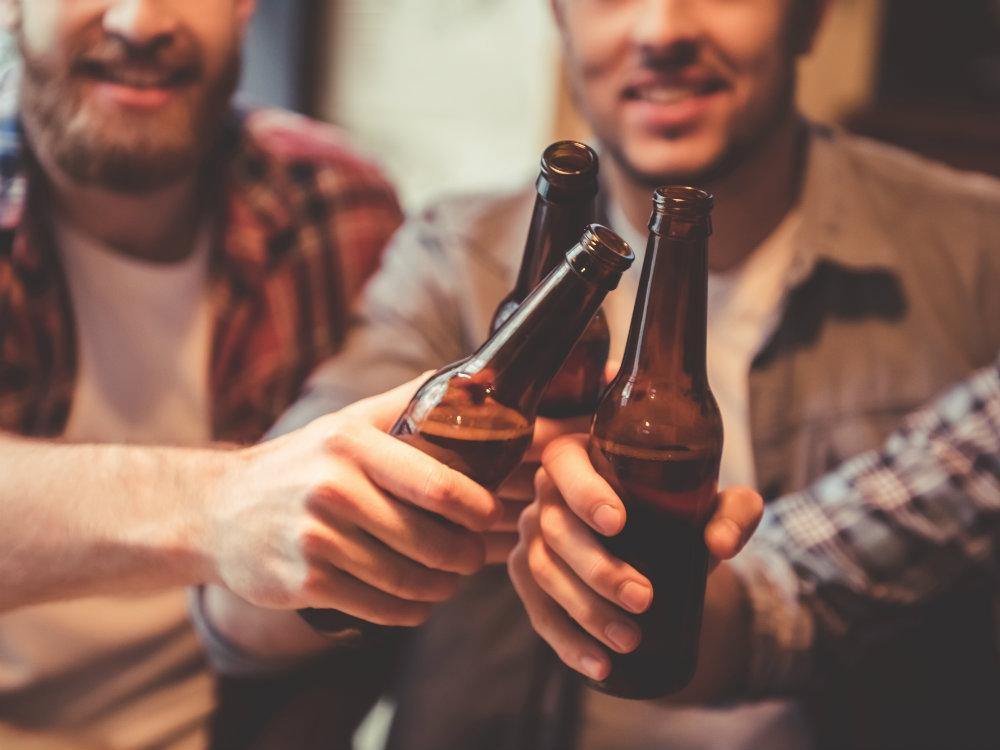 Heavy drinkers are at a higher risk for dementia, a new study shows