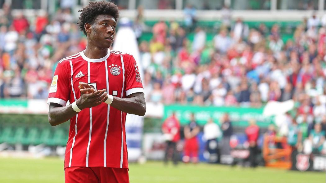 "Alaba: ""It takes a lot to make it from the youth to the top level: work, talent, luck, willingness, discipline. With the new academy, our boys have everything to make it. But in the end it's only about your ambition, and nobody else can help you"" https://t.co/w31P9cQYKN"