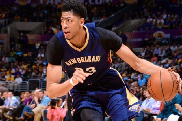 "Anthony Davis on Pelicans Chances if Cousins Were Healthy: ""We Go To The Finals"" Click link to view and comment https://t.co/GJyHnvg7W5 https://t.co/USOpHTLfj9"