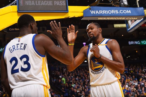 Kevin Durant, Draymond Green Say Warriors Aren't Concerned with Getting NBA's Best Record Click link to view and comment ... https://t.co/6xusAPQj5B