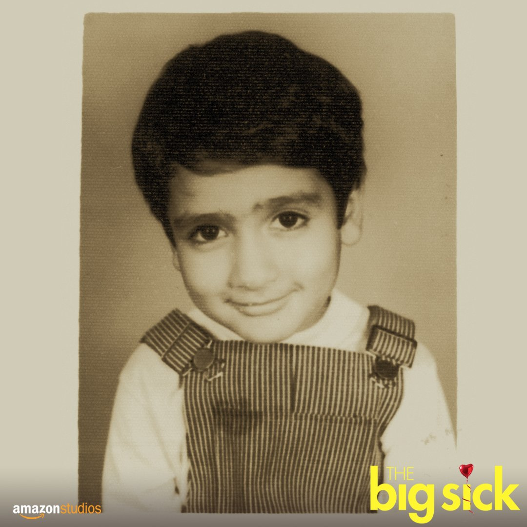 From adorable toddler to teen styling his hair like Hugh Grant to Academy Award nominee, he's come a long way. Happy birthday @kumailn. https://t.co/WY9zXiJEeg
