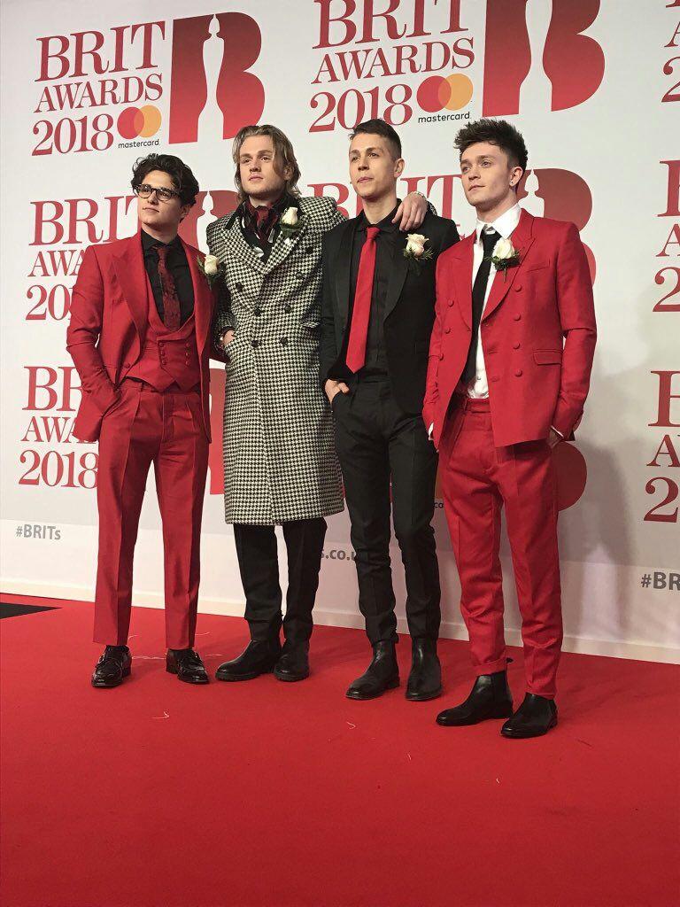 #BRITs2018