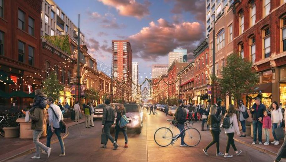 Changes are proposed for Denver's Larimer Square