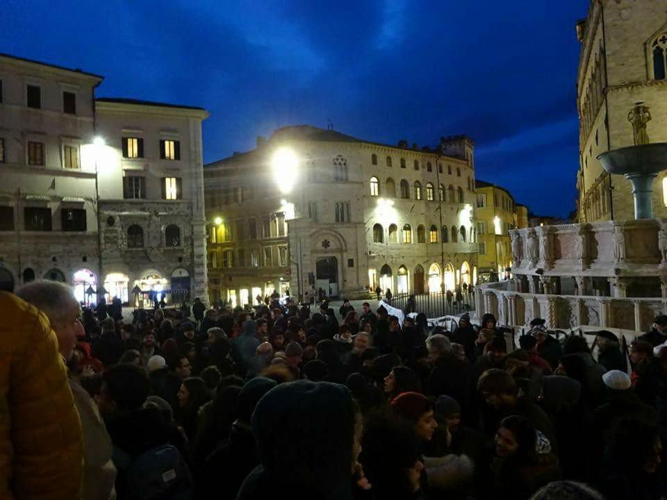 #Perugia