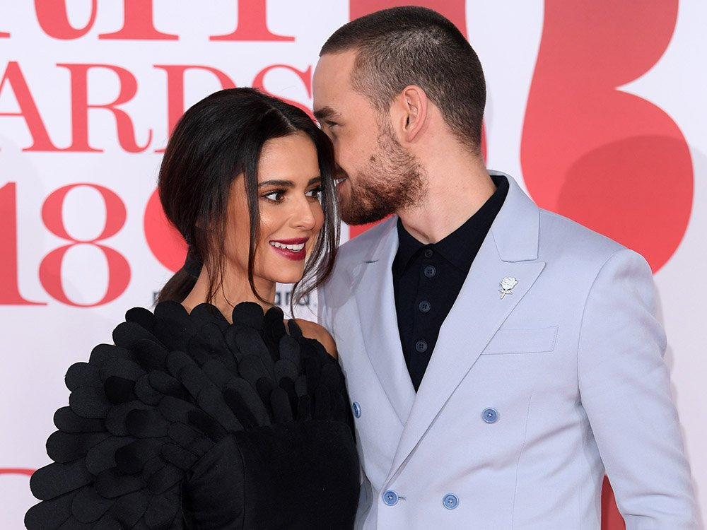 Cheryl And Liam Put On A United Front At The BRIT Awards 2018