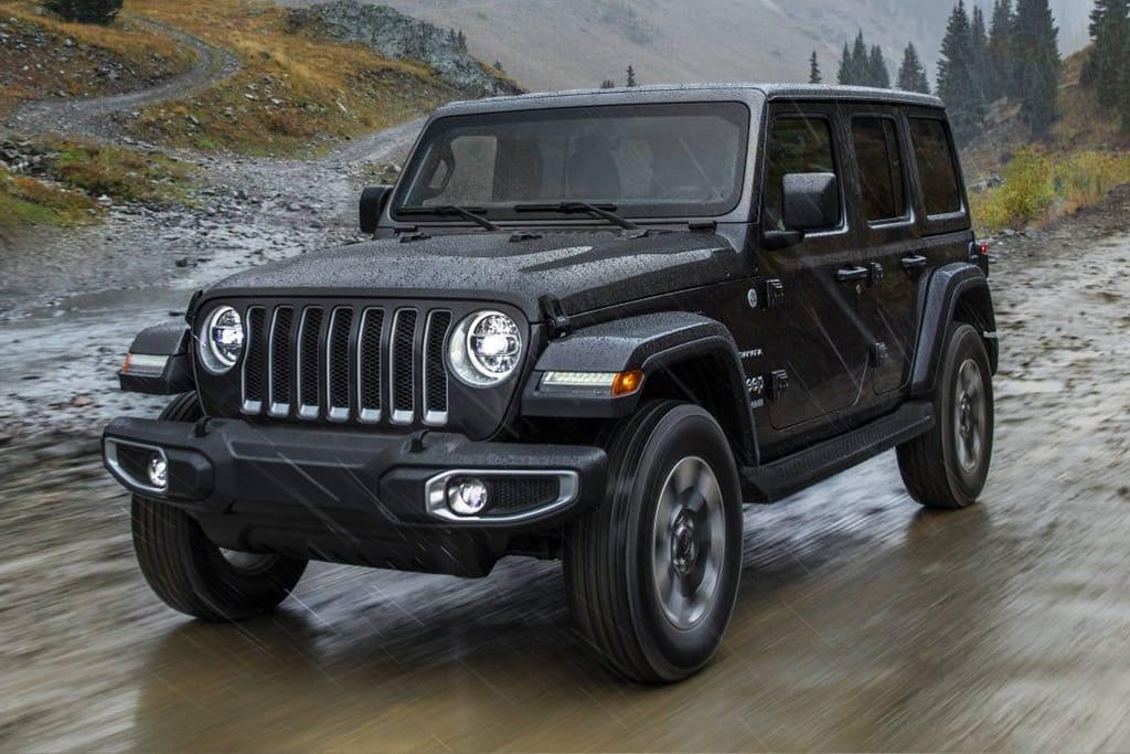 Top 5 Best Off-Road Destinations for You and Your All-New 2018 Jeep Wrangler