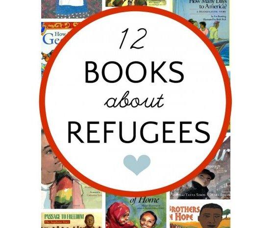 test Twitter Media - 12 CHILDREN'S BOOKS ABOUT REFUGEES: #SEL https://t.co/12JqocjgxT https://t.co/pG9O8Cfjcn