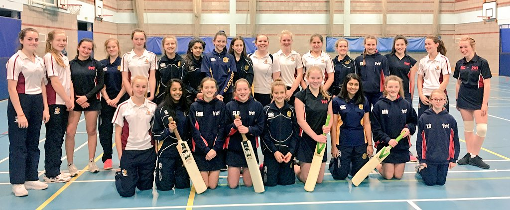 test Twitter Media - Great afternoon of girls cricket with @ColstonsCricket, @CricketBGS and @BFS_PE at the Bristol U15 Girls Lady Taverners competition - well played all! Well done also to BGS who won both of their games to finish top! 👏🏻🏏 https://t.co/qT5qVU1ydV
