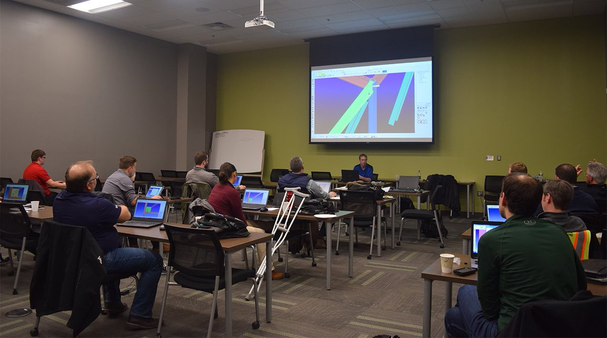 test Twitter Media - This week our steel team takes on @SDS2_Software Training! Stay tuned, exciting things to come in 2018! #SDS2 #training #steel https://t.co/OQQvRNGHBt