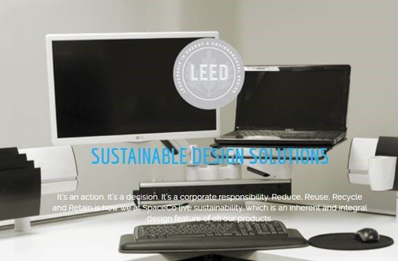 Our products are designed with sustainable and recyclable materials!