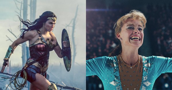 I, Tonya and Wonder Woman were among the winners at the 2018 Costume Designers Guild Awards: