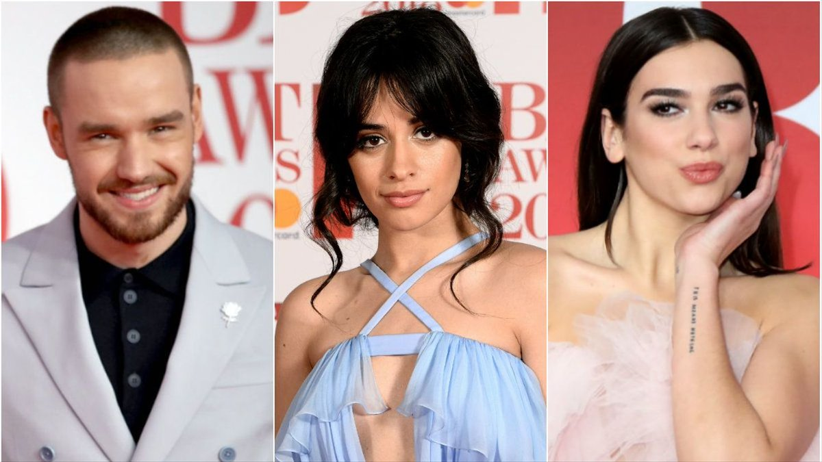 Camila Cabello, Dua Lipa, and 12 More Of The Best BRIT Awards Looks