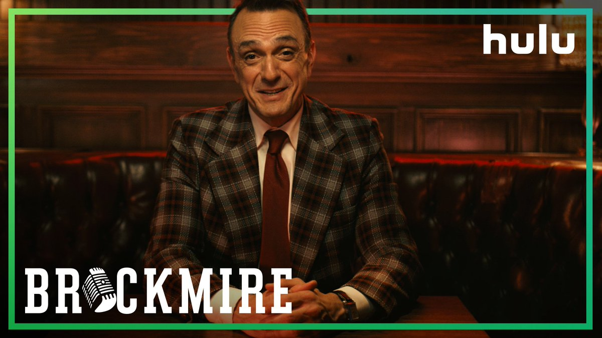 Please don't ever kiss an old-timey microphone at a minor league ball park. Brockmire Season 1, only on Hulu. https://t.co/s8AGJvKa5T