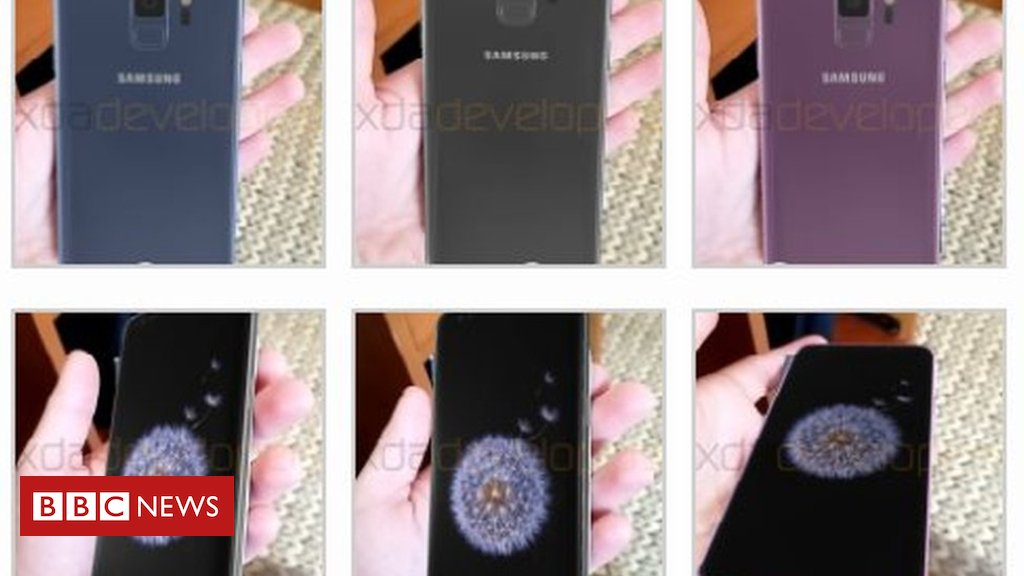 Samsung Galaxy S9 smartphone images leaked by MWC app