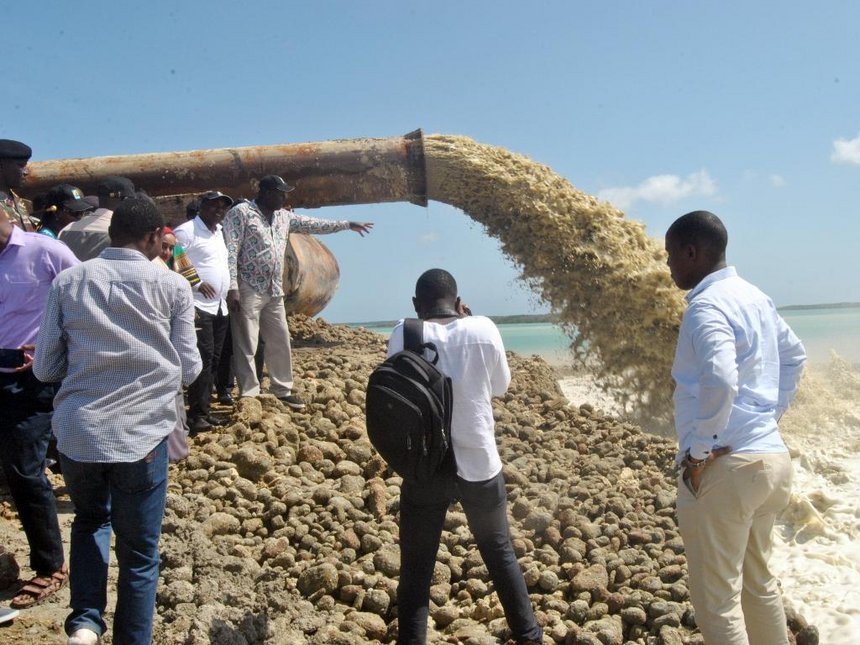 [VIDEO] Group moving to court to stop mega projects on Lamu Island