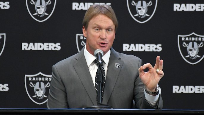 Gruden on 680: We're going to do all we can to bring back the Silver and Black @RAIDERS   https://t.co/VPEYeQAPRK https://t.co/xBpacf7r36