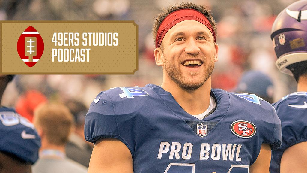Subscribe to the #49ers Studios Podcast on @tunein for exclusive interviews and more!   ��https://t.co/QzPI1zppGN https://t.co/tmfQBOVZYf