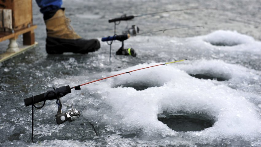 Maine ice fisherman saves friend with CPR on frozen pond