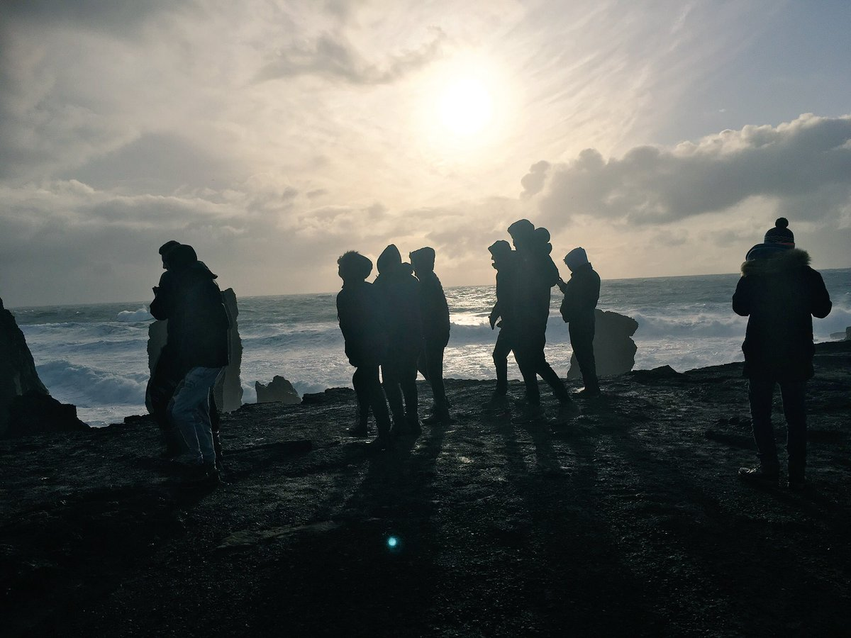 test Twitter Media - RT @TWBSGeography: Iceland Trip: A few snaps of our geographers in action. @DTW_Education @TWBS @GeographyWgs https://t.co/LhcYhNzxpK