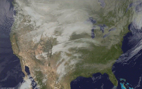 Europe's Record-setting Cold Weather Just Switched Directions and Is Heading for the U.S.