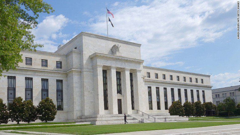All signs point to more Fed rate hikes in 2018 https://t.co/xAEa4wLEv7 https://t.co/WWZGWtS4L0