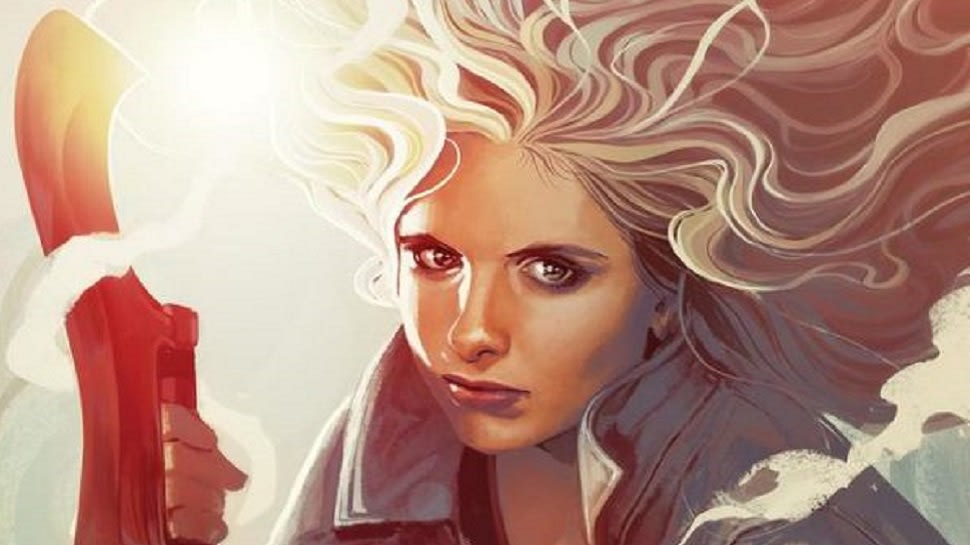 The Scoobie gang will be reunited with #Buffy creator @joss again in a season 12 comic book! https://t.co/ZrxxL9n5tU https://t.co/TzSmnYWeeJ