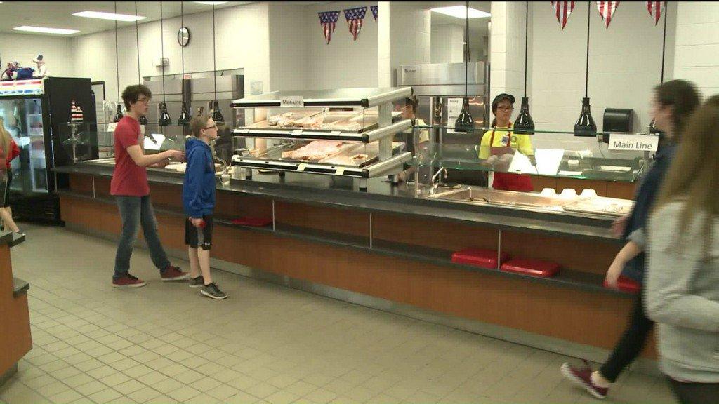 Wentzville School District opts out of National School LunchProgram