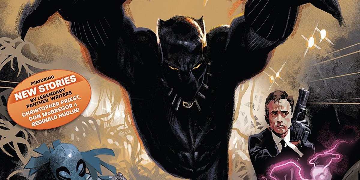 REVIEW: Black Panther Annual Pays Tribute to the Creators Who Made T'Challa a Star  https://t.co/GFy7ZxjO9o https://t.co/Q49rk8UkA0