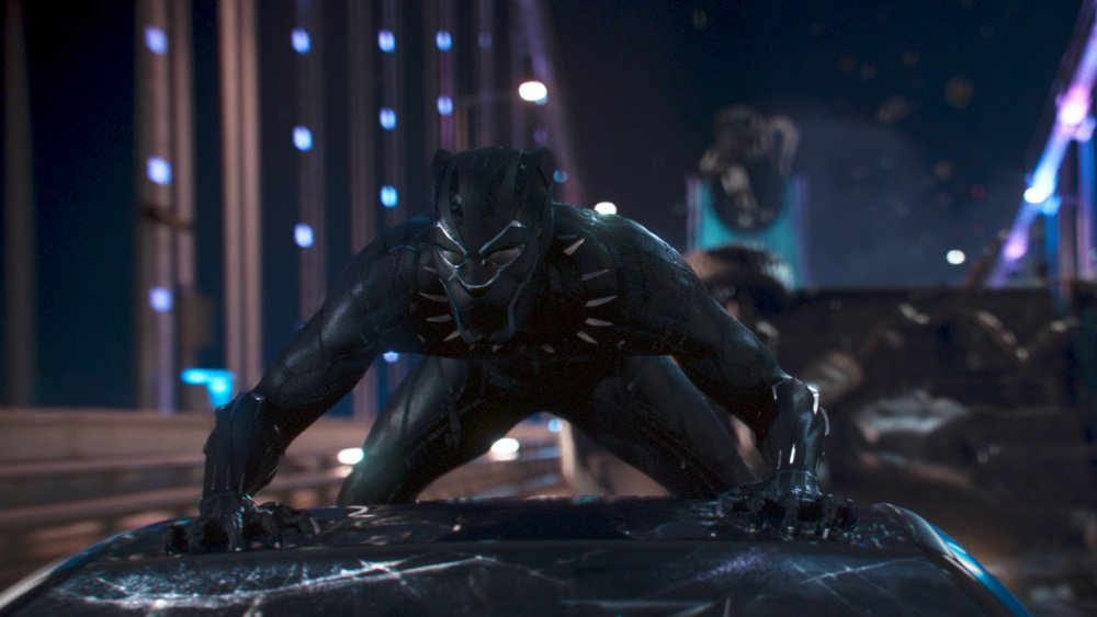 BlackPanther had the highest Tuesday gross for a Marvel Cinematic Universe title